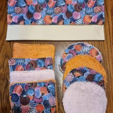 Reusable Shell wipes