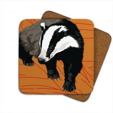 Badger Coasters