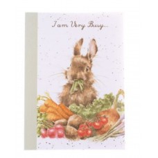 Little Rabbit and vegetable notebook