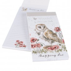 Shopping pad - Barn Owl