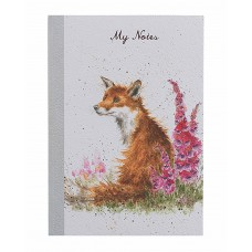 Little Fox Notebook