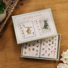 Playing card gift set